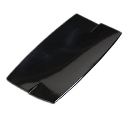 Carlisle 3332003 Rectangular Rave Platter - 10x5&quo