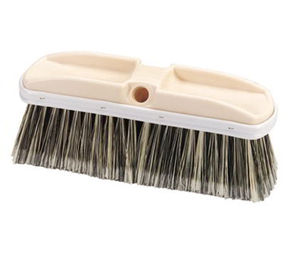 "Carlisle 3646700 10"" Oblong Window Brush - Tampi"