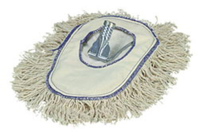 Carlisle 3649000 Wedge Dust Mop - Canvas