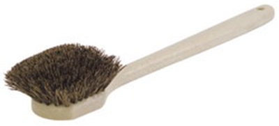 "Carlisle 36513L00 20"" Utility Scrub Brush - Palm"