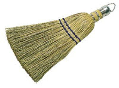 "Carlisle 3663300 10"" Corn Whisk Broom"