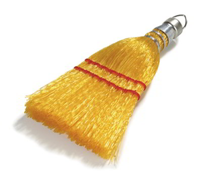 Carlisle 3663400 Whisk Broom - Syn