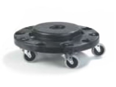 Carlisle 3691103 Bronco Container Dolly