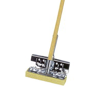 "Carlisle 36990R00 8-1/4"" Sponge Mop Ref"