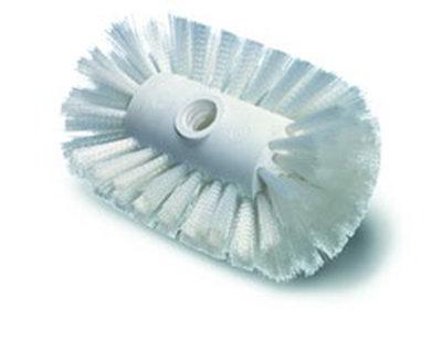 """Carlisle 4004000 7-1/2"""" Tank/Kettle Brush Head - Nylon/Plastic"""