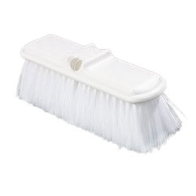 "Carlisle 4005002 9-1/2"" Wall Brush - Nylex/Plastic, White"