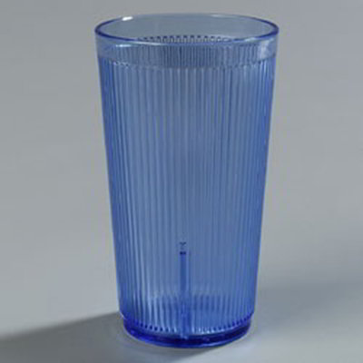 Carlisle 401654 16-oz Old Fashion Tumbler - Blue