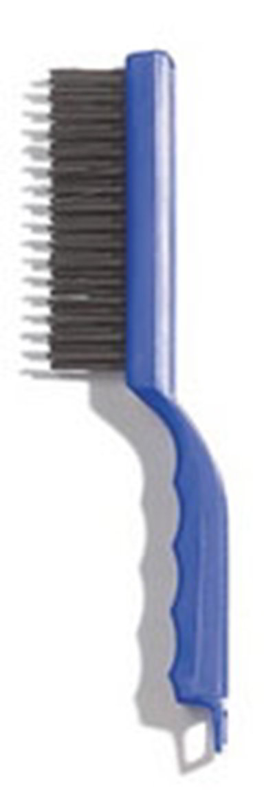 "Carlisle 4067000 11-1/2"" Scratch Brush - Carbon Stee"