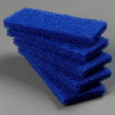 """Carlisle 4072500 Scrub Pad - Medium, 10x4-5/8x1"""" Nylon"""