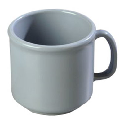 Carlisle 4305214 10-oz Stackable Mug - Ocean Bl