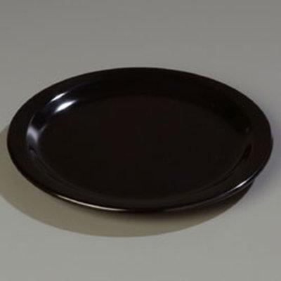 """Carlisle 4350302 7-1/4"""" Dallas Ware Salad Plate - Melamine, White"""