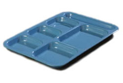Carlisle 4398992 (6)Compartment Tray - Right-Handed, 14-1/2x10&quot