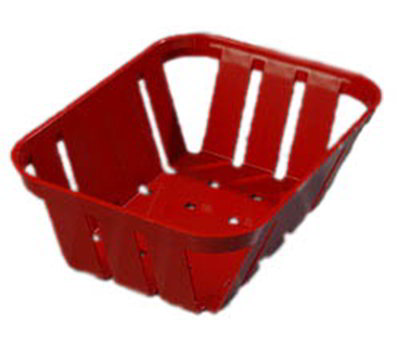 Carlisle 4403005 Munchie Basket - 7-3/8x5-3/8x