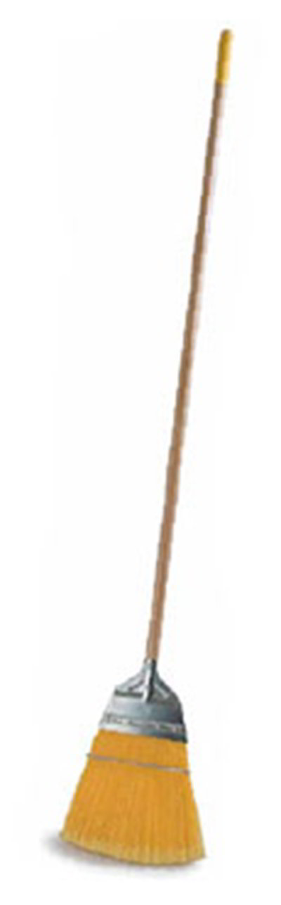 "Carlisle 4564304 12"" Lobby Broom"