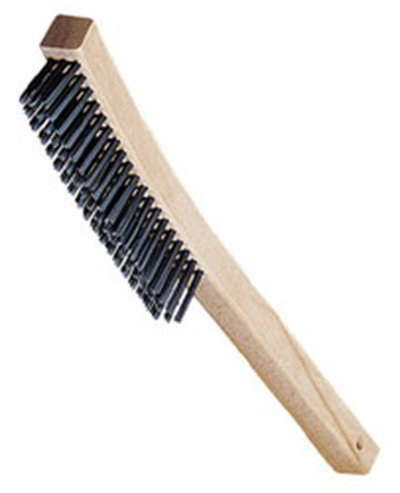 "Carlisle 4577000 13-3/4"" Wire Brush"