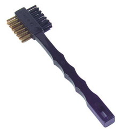 "Carlisle 4579600 7-1/4"" Tooth Brush - Dou"