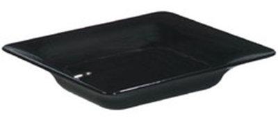 Carlisle 60012203 Half Size Heavy Weight Food Pan, 2.5-in Deep, Black