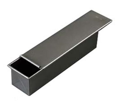 Carlisle 602164 32-oz Pullman Pan - Sliding Cover, Aluminized Steel