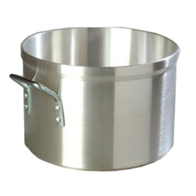 Carlisle 60288 34-qt Heavy Weight Sauce Pot, 16-in Diam., Aluminum