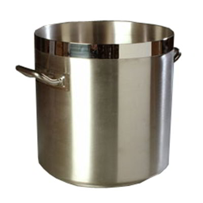Carlisle 603175 76-qt Stock Pot - Induction Compatible, Stainless