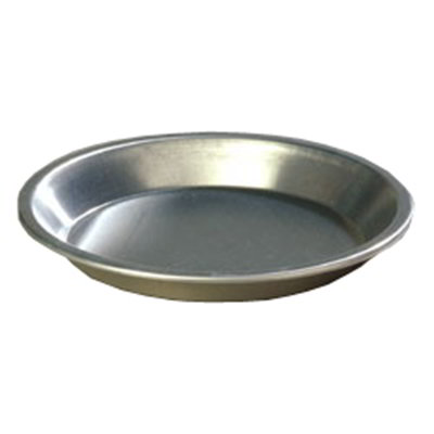 "Carlisle 60324 10"" Pie Pan - 18-g"