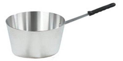 Carlisle 60355RS 10-qt Saucepan - Aluminum