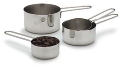 Carlisle 604310 Measuring Cup Set
