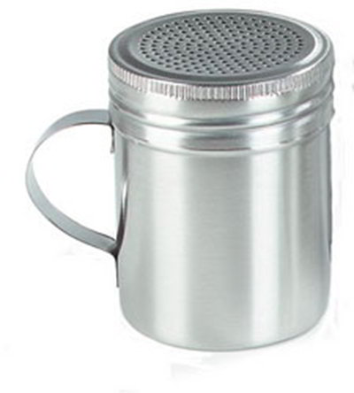 Carlisle 607531 11-1/2-oz Dredge - Stainless Steel