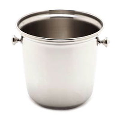 "Carlisle 609109 9-3/4"" Double Wine Bucket - Stainless Steel"