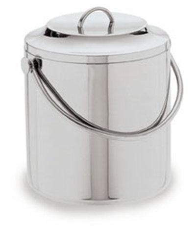 Carlisle 609193 3-1/2-qt Ice Bucket - Stainless
