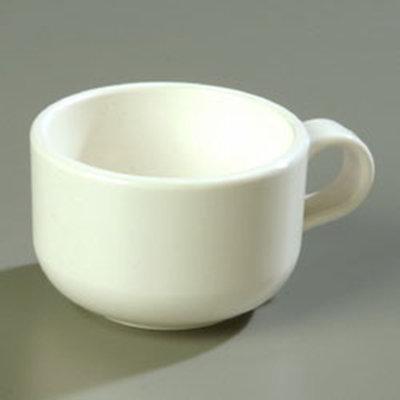 Carlisle 741002 10-oz Jumbo Soup Mug - White