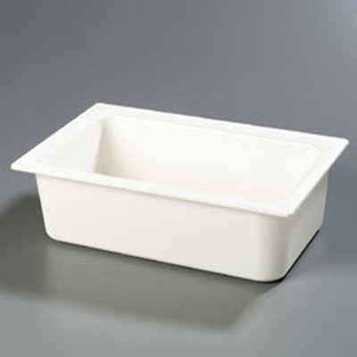 Carlisle CM110002 Coldmaster Full Size Food Pan - 6&quo