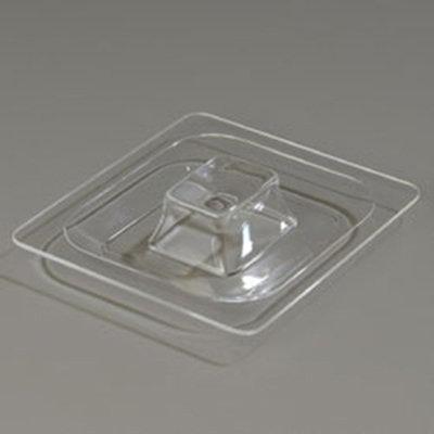 Carlisle CM112807 Coldmaster 1/6 Size Food Pan Lid - Clear