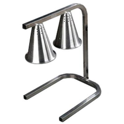 "Carlisle HL723700 Free-Standing Heat Lamp - 20x14"" C-Frame, 120v"