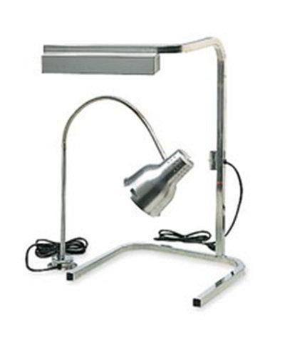 Carlisle HLBS500N00 25.5-in Heat Lamp For Manual Berkel Slicer, Aluminum