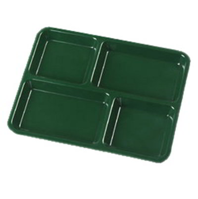 Carlisle KL44408 (4)Compartment School Tray - 8-