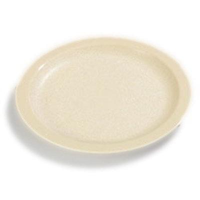 "Carlisle PCD21025 10"" Plate - Polycarbonate, Tan"