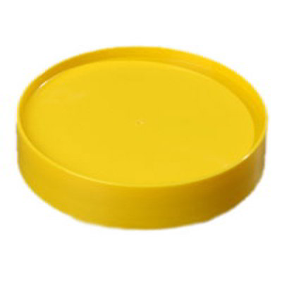 Carlisle PS30404 Store N Pour Replacement Cap, Yellow