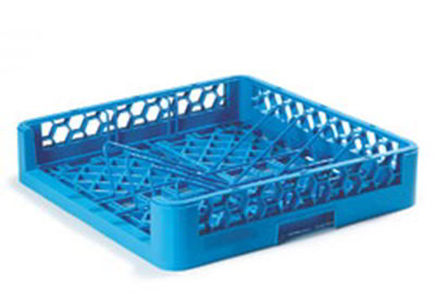 Carlisle RSP14 Full-Size Dishwasher Bakery Tray/Sheet Pan Rack - Blue