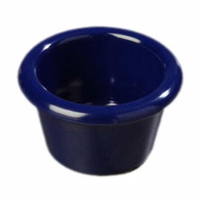 Carlisle S27560 1-1/2-oz Ramekin - Melamine, Cobalt Blue