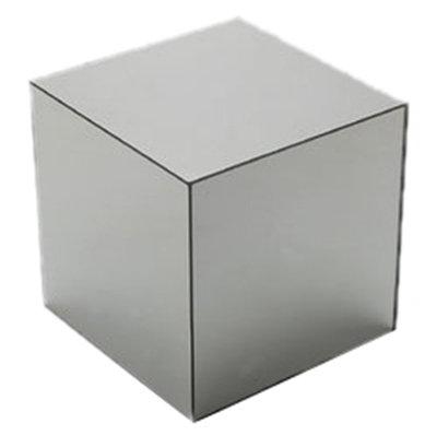 "Carlisle SMMC1023 10"" Square Mirror Cube - Acrylic"