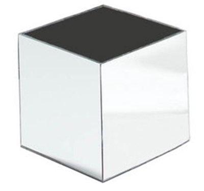 "Carlisle SMMC823 8"" Square Mirror Cube - Acrylic"