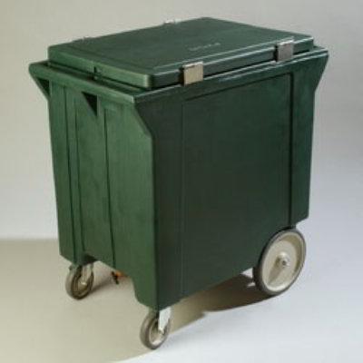 Carlisle IC222008 Cateraide Ice Caddy Mobile 200 lb Capacity Restaurant Supply