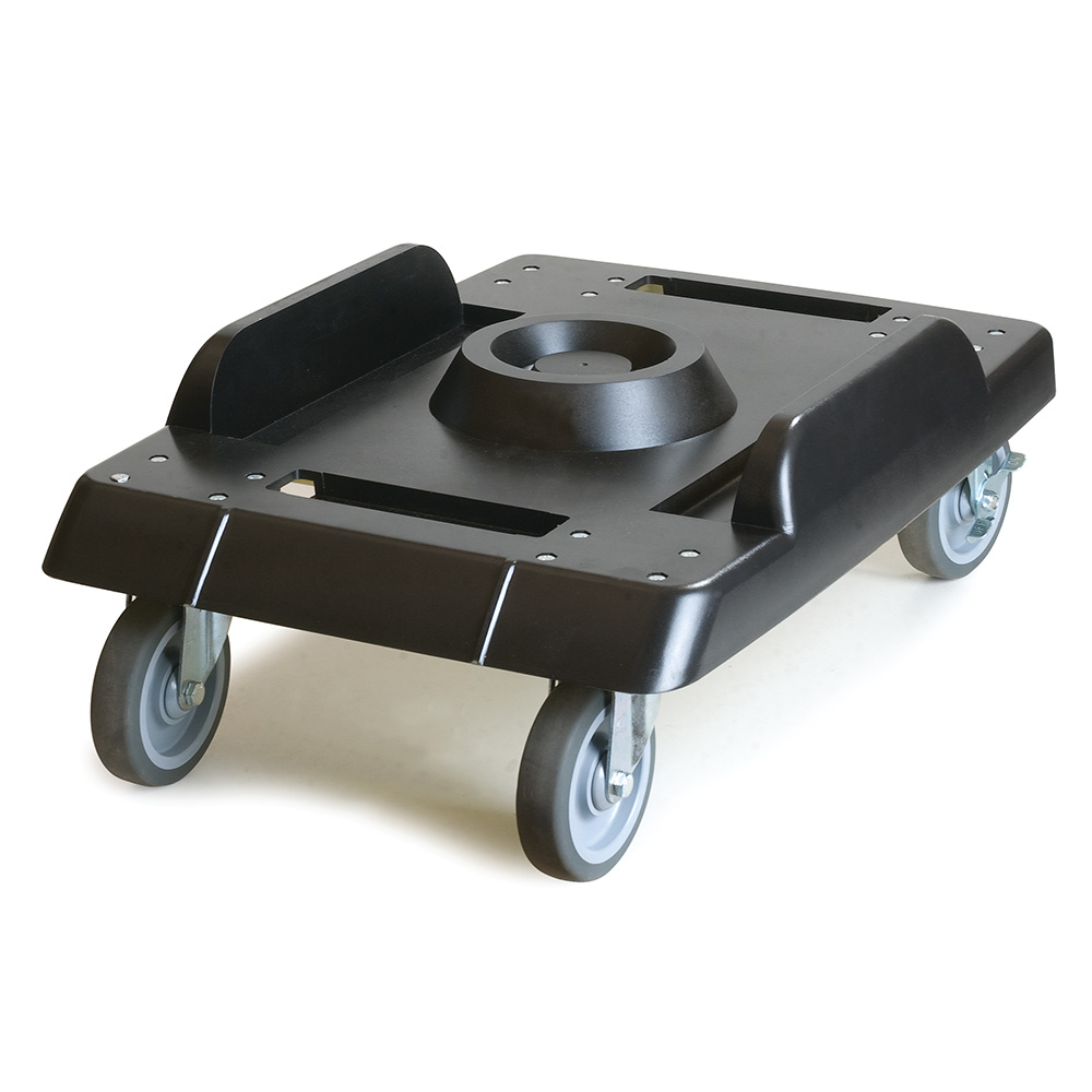 Carlisle IT41003 Cateraide Dolly for End Loader - Black