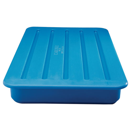 Carlisle PC66014 Polyethylene CaterCooler w/ Non-Toxic Gel, Blue
