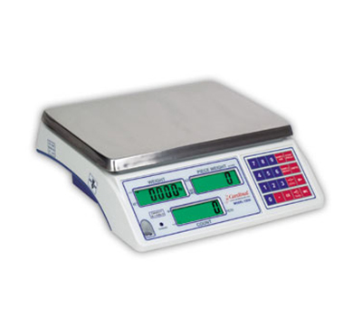 Detecto CS-6 Top Loading Counting Scale w/ Digital Display, 6 x .0005-lb