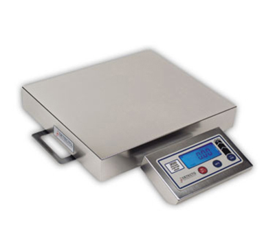 Detecto PZ3060 Digital Pizza Ingredient Scale w/ 14 x 12-in Platter, 60-lb x .25-oz
