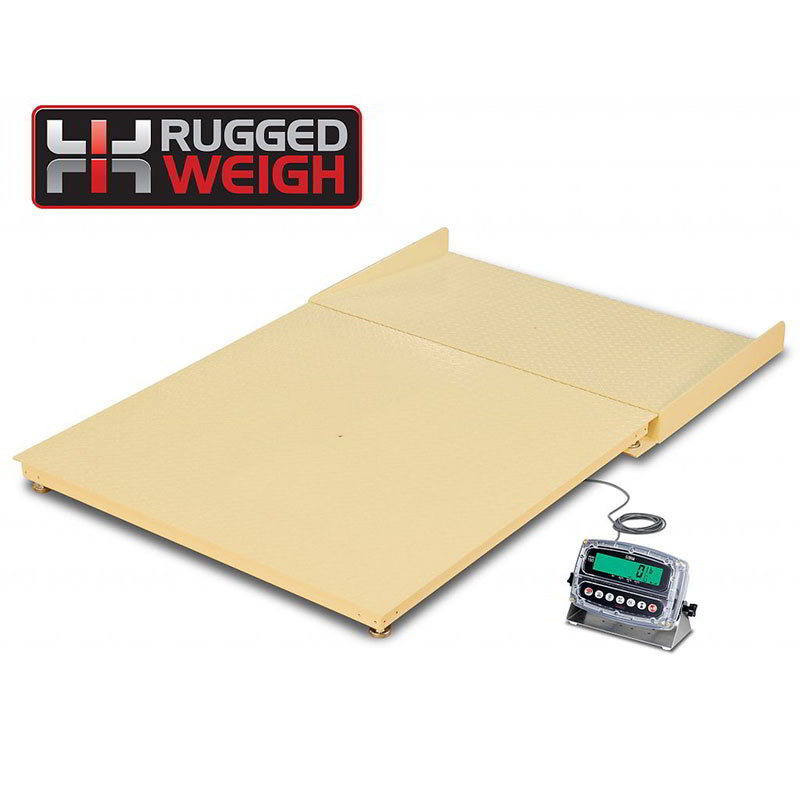 Detecto FH-502E Floor Hugger 60-in Scale Ramp