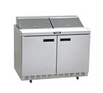 Delfield 4448N-12 48 in Sandwich Salad Top Refrigerator, 12 Pan, 115v