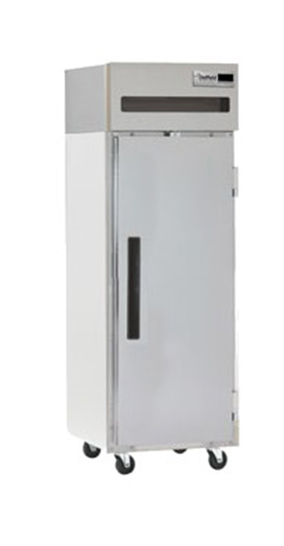 Delfield 6125XL-S Reach In Freezer - 20-cu ft, Top Mounted, 1-Solid Hinged Full Doors